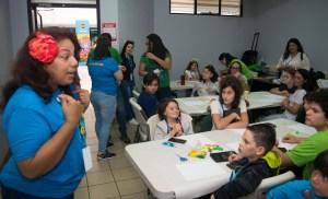 Aida Correa and KidsCamp