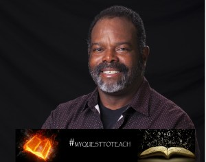 William Jackson of My Quest top Teach