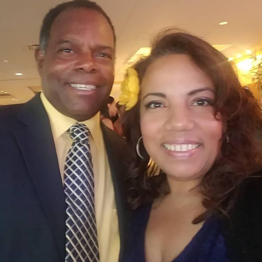 William Jackson and Aida Correa