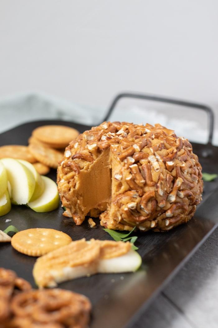 IPA Vegan Cheese Ball