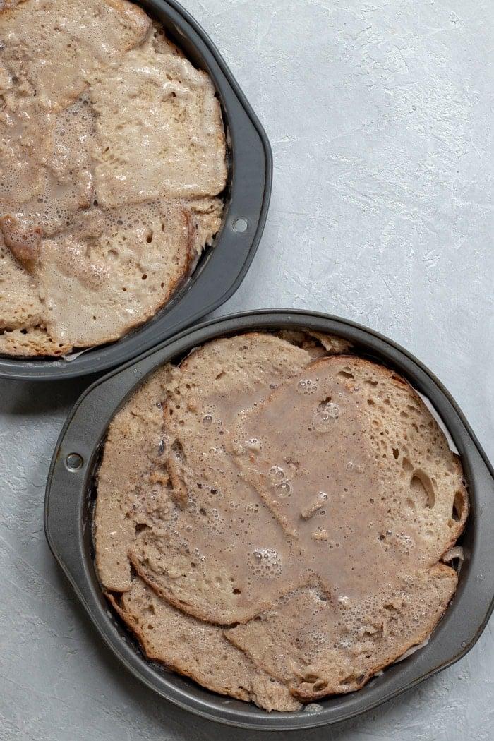 Vegan French Toast Trifle-3