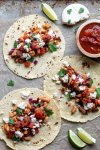 Smoky White Bean Tacos