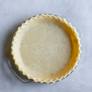 the best gluten free pie crust!