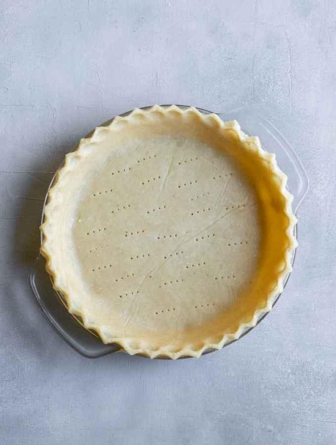 the best gluten free pie crust!