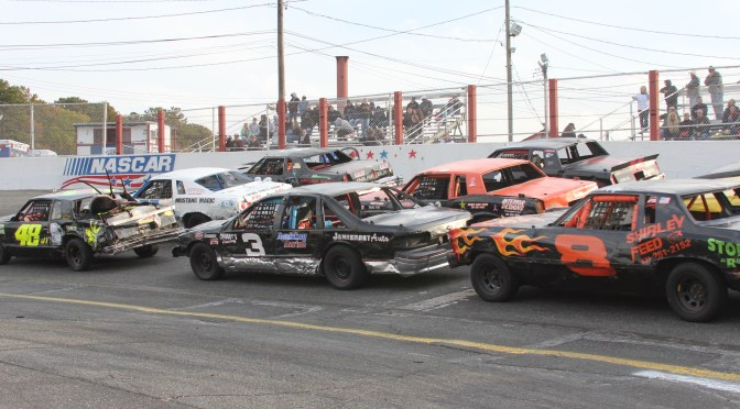 11/01/15 – Riverhead Raceway Report – Fall Frenzy 2015 Finishes