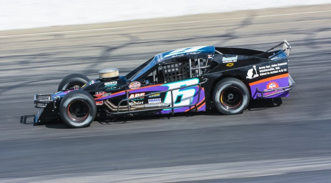 Woody Pitkat to run double duty at TSMP in 2017