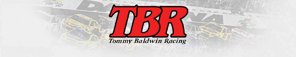 Tommy Baldwin Racing Driver Regan Smith: Daytona 500 Notes.