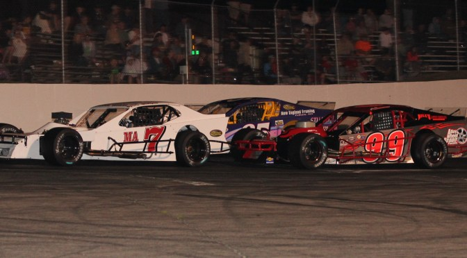 Kurt Vigeant Pushes Northeast Race Cars Tri-Track Open Modified Series Entry List to 40