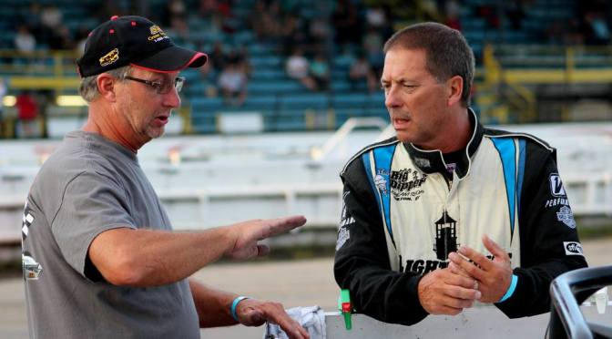 Pat Lavery to Join Graham Racing in Search of Oswego Speedway Championship