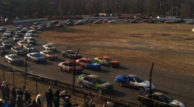 Warren and Two Browns Earn 'March Enduro Madness' Victories at Evergreen Raceway
