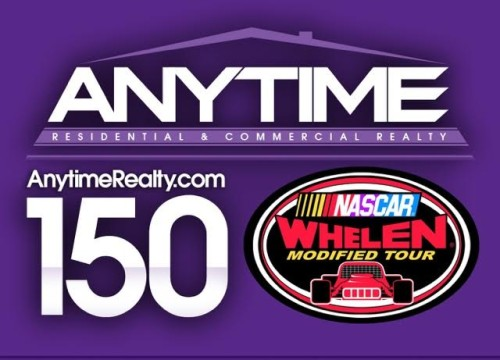 Seekonk Speedway is proud to announce a primary sponsor for the 2016 NASCAR Whelen Modified Tour 150