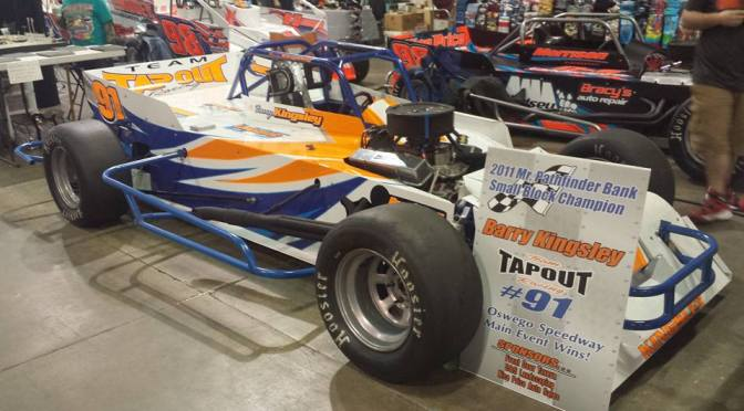 Oswego Speedway & Barry Kingsley Set to Take Part in Finger Lakes Speed World Show in Auburn