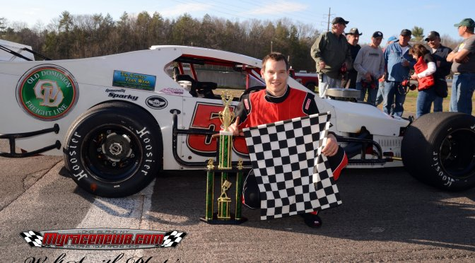 Evergreen Looking Forward To Return of Tour Type Modifieds This Sunday