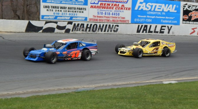 Testing done.Mahoning Valley Speedway ready to usher in 2016 season with RoC Modifieds