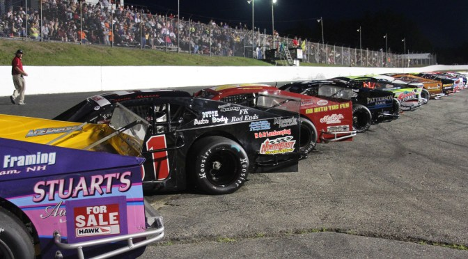 Tri Track: Northeast Race Cars Back As Title Sponsor for 2016