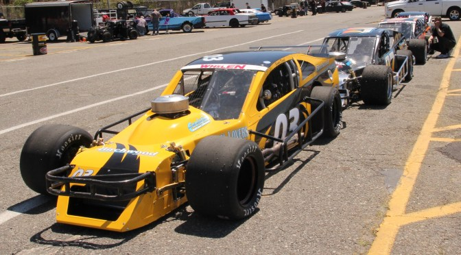 Riverhead Raceway Hosts its Final Pre-Season Practice.