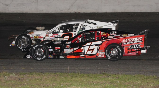 05/14/16 Riverhead Raceway Feature Finishes