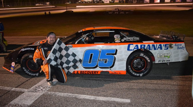 Dore opens the Granite State Pro Stock Series with feature win at White Mt Motorsports Park