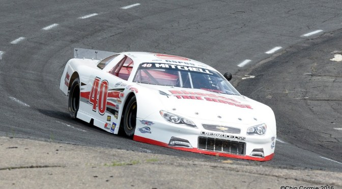 Mike Mitchell, Glenn Martel Off To Strong Starts on Granite State Pro Stock Series