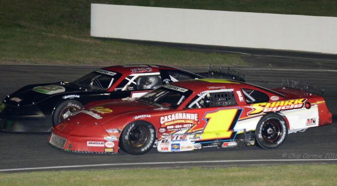 Points Leader Gray and Recent Winner Shaw Lead The Way Into Star Classic 100