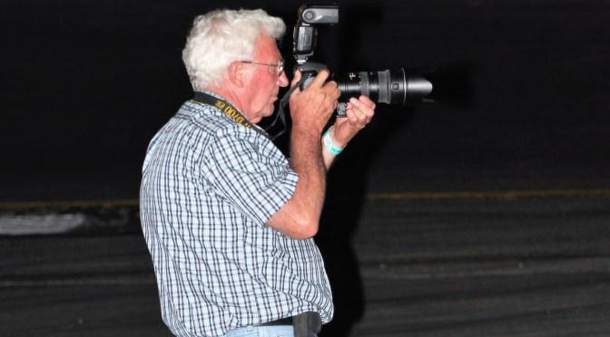 Legendary Race Photographer Howie Hodge Has Passed Away.