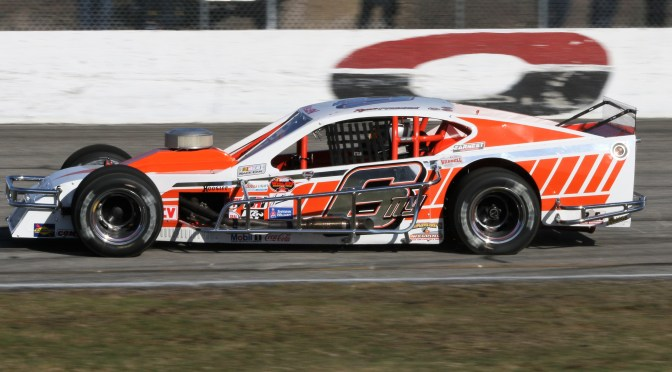 Preece Returns To Winning Form Edges Coby For NASCAR Whelen Modified Victory At Stafford