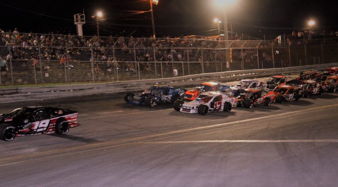 CONE RACES AT WALL STADIUM SPEEDWAY