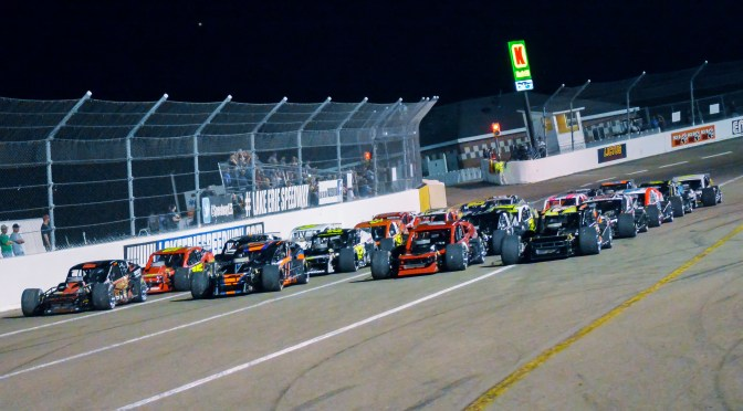 RACE OF CHAMPIONS ASPHALT MODIFIED SERIES FUELED BY SUNOCO  HEADS TO LAKE ERIE SPEEDWAY THIS SATURDAY