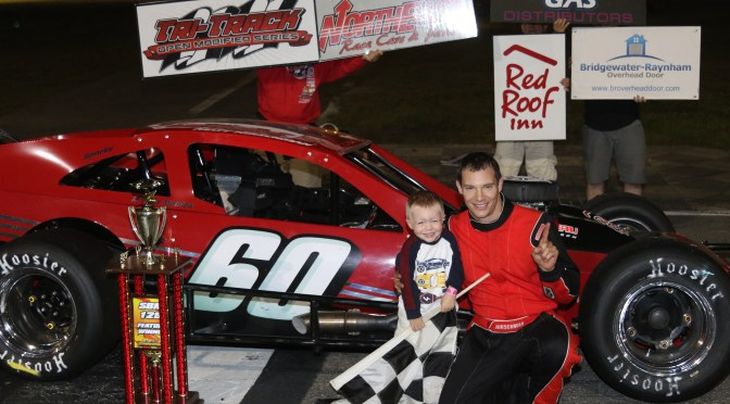 BOUNTY PLACED ON UNBEATABLE HIRSCHMAN FOR TTOMS HAUNTED HUNDRED AT SEEKONK