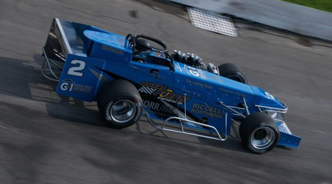 See the Supermodifieds for $5 on Track Championship Night at Oswego Speedway