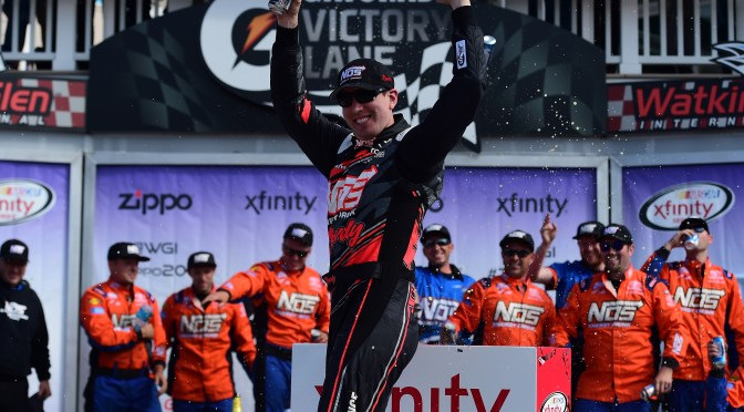Kyle Busch Takes Home First Xfinity Series Win at Watkins Glen
