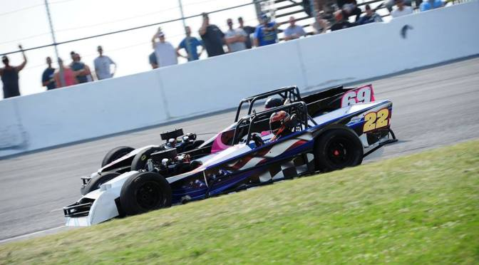 Oswego Speedway's Small Block Super Stars Hit the Road this Sunday for 'Fall Brawl 50' at Evans Mills Speedway