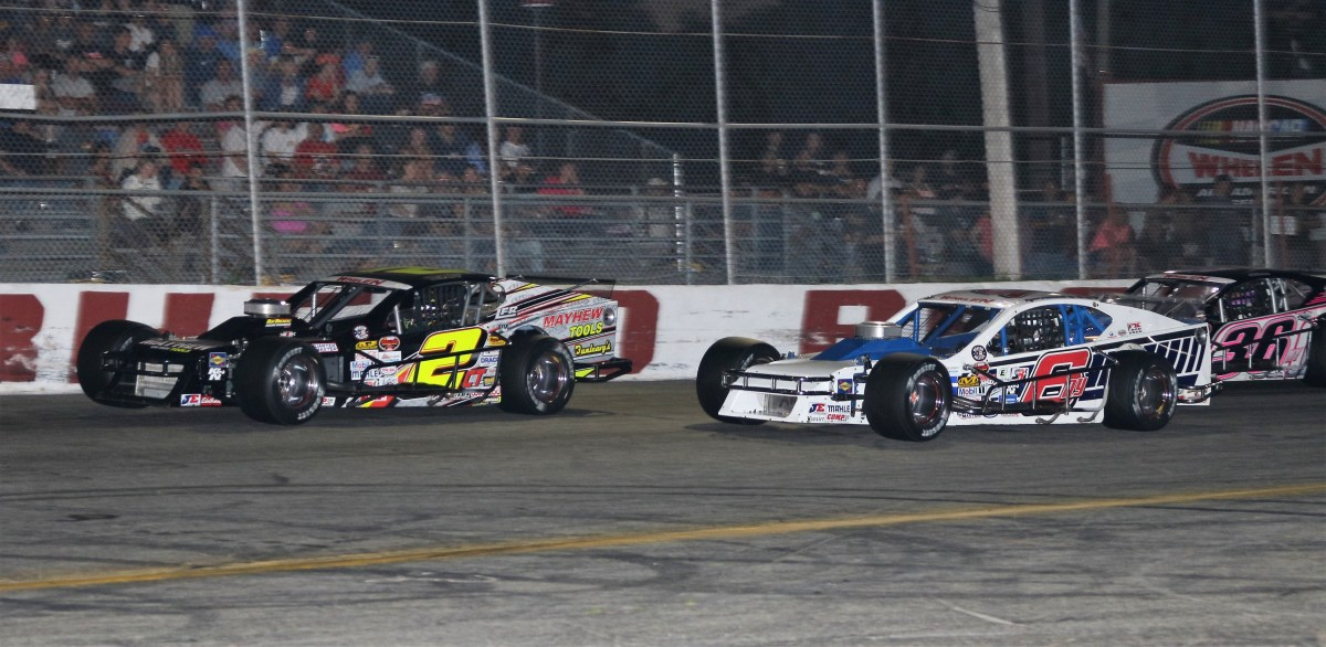 Carolina Motorsports Park >> 2018 Schedule Announced For NASCAR Whelen Modified Tour ...