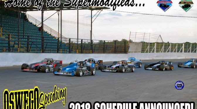 Oswego Speedway Reveals Dates for 68th Season of Action