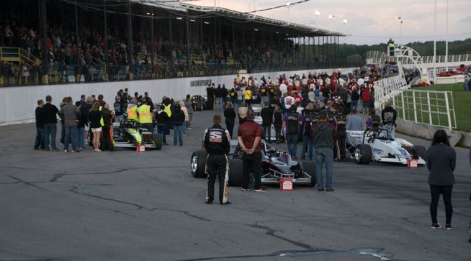 Pricing Announced for 62nd Budweiser International Classic Weekend at Oswego Speedway