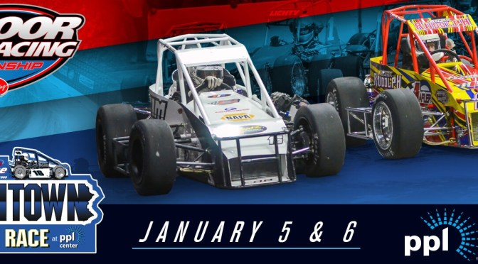KREUTTER WINS TQ MAIN EVENT, BUCCAFUSCA IS FIRST IN SLINGSHOTS AT ALLENTOWN PPL CENTER INDOORS