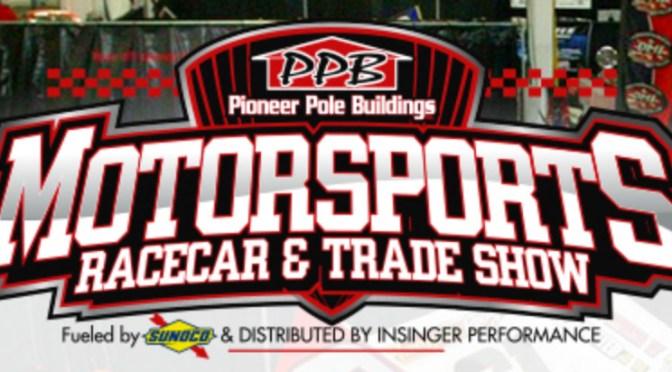 SUNOCO/INSINGER PLANNING HUGE PRESENCE AT PPB MOTORSPORTS 2018, JANUARY 19-21