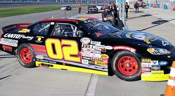 MyRacenews   From weekly short track racing to NASCAR Cup