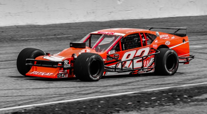 Woody Pitkat Looking For Return To Stafford Victory Lane