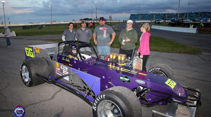 Buske Racing Purchases Graham No. 90 for Assault on Oswego's Novelis Supermodified Division