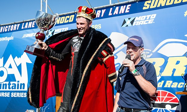 "Shane Narbonne Has Been Crowned ""The King of the Classic"" at New Hampshire Motor Speedway"
