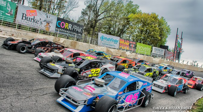 RACE OF CHAMPIONS READIES FOR BIG NIGHT AT CHEMUNG SPEEDROME ROD SPALDING CLASSIC 75