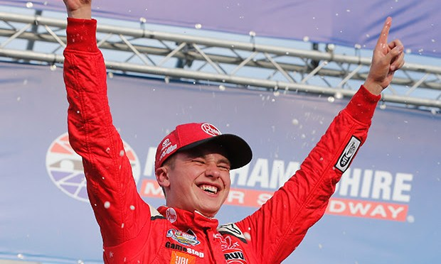 Christopher Bell is Victorious in the Lakes Region 200