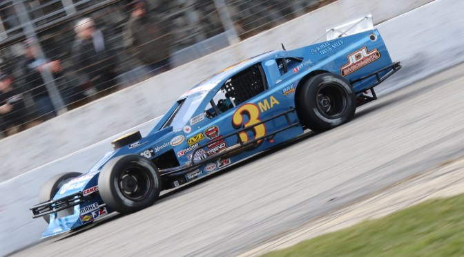 Rowan Pennink Looks To Continue Climb Up Whelen Mod Standings at Stafford