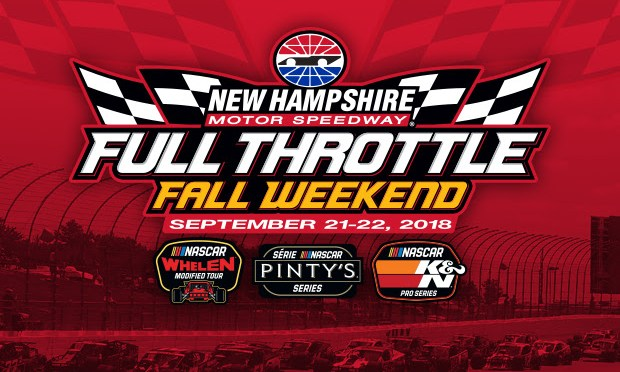 Full Throttle Fall Weekend Storylines