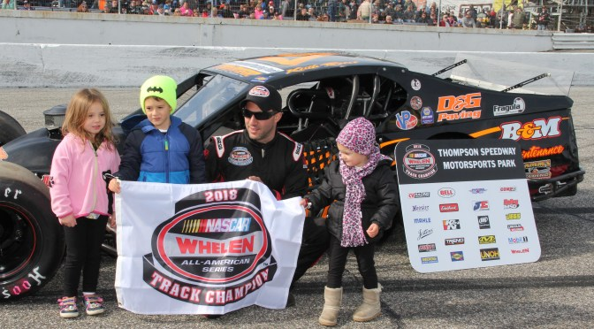 KEITH ROCCO ADDS ANOTHER SUNOCO MODIFIED TITLE TO HIS RESUME
