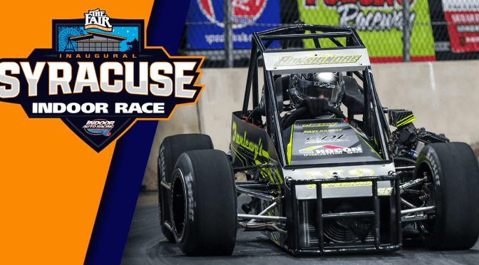 NDOOR AUTO RACING SERIES HEADS TO NEW YORK STATE FAIRGROUNDS EXPO CENTER, MARCH 8-9,2019