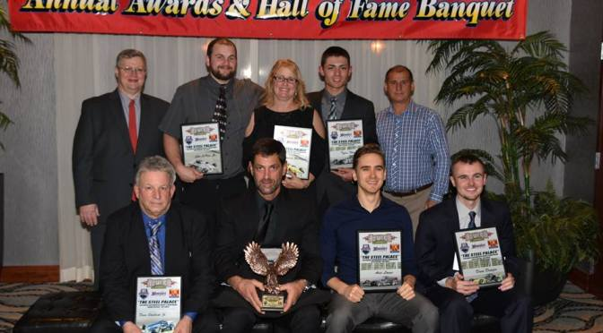 OSWEGO SPEEDWAY ANNUAL AWARDS AND HALL OF FAME BANQUET ENDS 2018 SEASON