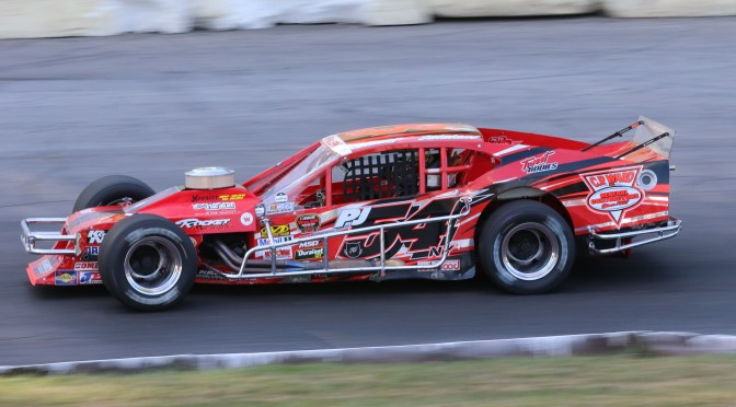 TOMMY CATALANO READY FOR ALLENTOWN, PA INDOOR AUTO RACING ACTION, JANUARY 3-5
