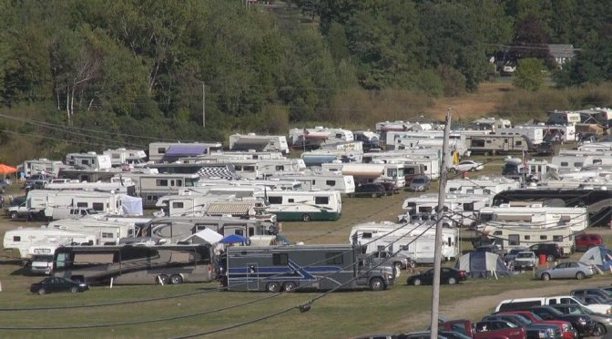 2019 Camping Rates Set for Oswego Speedway
